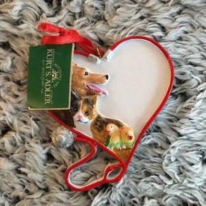 Adorable NEW Christmas ornament pet/veterinarian
